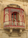Classic Balcony In Malta Stock Images - 13658364