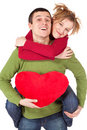 Young Loving Couple Royalty Free Stock Photos - 13660298