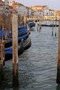 Water Channel In Venice Royalty Free Stock Photography - 13665737