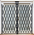 Gated French Doors Stock Photos - 1371863