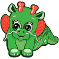 Little Dragon Royalty Free Stock Images - 13706959