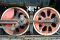 Train Wheels Royalty Free Stock Photo - 13707665
