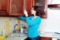 Cooking Woman Stock Photography - 13714072