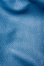 Blue Leather Stock Images - 13728264