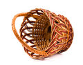 Wicker Basket Royalty Free Stock Photography - 13745277