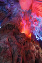 Reed Flute Cave Guilin Stock Photography - 13753202