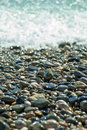 Pebbles And Sea Stock Photos - 13765133