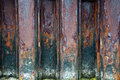 Rusty Steel Wall Stock Image - 13791601