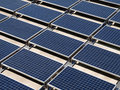 Photovoltaic Solar Panels Stock Images - 13798024