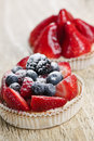 Fruit Tarts Stock Images - 13799084