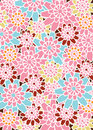 Full Of Flowers Background Royalty Free Stock Photo - 13807245