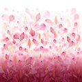 Pink Love Flower Valentine Background Royalty Free Stock Images - 13817589