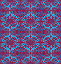 Retro Flower Seamless Pattern Royalty Free Stock Images - 13826619