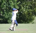 Young Golfer Royalty Free Stock Photo - 13833415