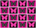 Butterfly Texture Royalty Free Stock Images - 13839119