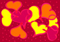 Hearts Stock Images - 13866694