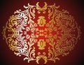 Baroque Frame 01 Royalty Free Stock Photography - 13877617