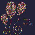Colorful Balloons Stock Images - 13888584