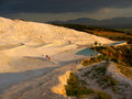 Pamukkale Stock Photos - 1398093
