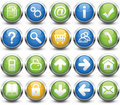 Buttons Royalty Free Stock Image - 13908876