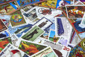 Stamps Stock Photography - 13909382