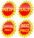 3D Stickers Royalty Free Stock Photos - 13913138