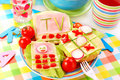 Breakfast For Child Royalty Free Stock Images - 13934009