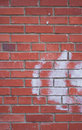 Wall Of Red Brick Stock Image - 13934411