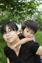 Mother And Son Stock Photo - 13939620