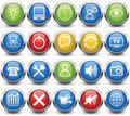 Buttons Royalty Free Stock Image - 13946346