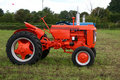 Vintage Tractor Stock Photography - 13971322