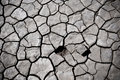 Cracked Soil Of Desert Royalty Free Stock Image - 13979706