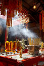 Chinese Shrine. Stock Photography - 13982482