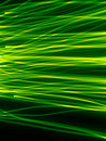 Green Streaks Royalty Free Stock Photos - 1403098