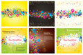 Abstract Colorful Grunge Banner Stock Image - 14002321