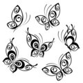 Butterfly. Royalty Free Stock Images - 14013209