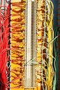 Intensive Cable Hub Royalty Free Stock Image - 14020586
