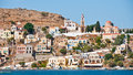 Symi Island Royalty Free Stock Images - 14042279