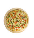 Seafood Pizza Royalty Free Stock Images - 14045029