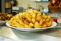 Baked Potatoes Stock Images - 14051834