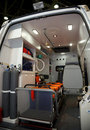 Equipment For Ambulances. View From Inside. Royalty Free Stock Photo - 14059625