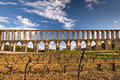 Roman Aqueduct Royalty Free Stock Photos - 14066938
