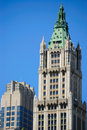 Woolworth Building Royalty Free Stock Images - 14069379
