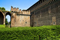 Castle In Milan Royalty Free Stock Photos - 14075158