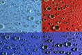 Pattern In Drop Of Water Stock Images - 14085874