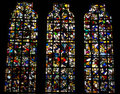 Colorful Stained Glass. Royalty Free Stock Images - 14088009