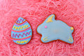 Easter Cookies Royalty Free Stock Photo - 14089885