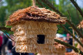 Birds House Royalty Free Stock Image - 14096516