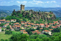 Castle Around Le Pyui In France Stock Photography - 14098072