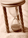 Time Is Over Royalty Free Stock Photos - 14105618